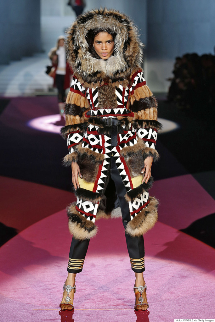 Dsquared2 - Runway - MFW FW2015